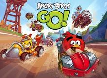 Angry Birds Go! - Game đua xe thú ngộ nghĩnh của Rovio Game