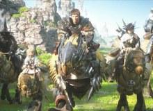 Game thủ Việt rộ phong trào chơi Final Fantasy XIV