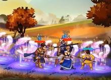 Tinh Hoa Tam Quốc là game online nhập vai kết hợp thủ thành