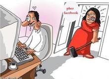 """Facebook biết bạn đang lén lút theo dõi """"người thương"""""""