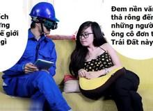 Những hot girl Việt bị chế ảnh nhiều nhất trên mạng