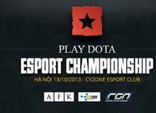 Playdota Esport Championship #1 – Giải đấu offline cho cộng đồng DOTA 2 Hà Nội