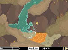 PixelJunk Shooter: Game bắn tàu độc đáo phát hành trên PC