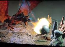 Công nghệ mô phỏng lửa ấn tượng của Nvidia