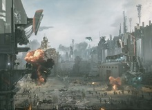 Quảng cáo CGI ấn tượng của PS4