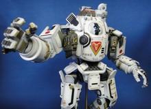 Mô hình người máy tự chế tuyệt đẹp của Titanfall