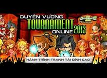 Quyền Vương khởi động giải đấu Online lớn nhất 2013