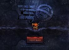 """Mộc Đế Tam Quốc: ra mắt teaser test """"Não phẳng"""""""