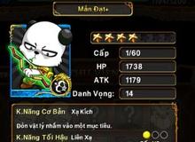 """Kỹ năng thẻ tướng: """"Bí kíp"""" lên thánh của game thủ Chiến binh Huyền thoại"""