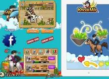 Game đua ngựa online đầu tiên đã về Việt Nam