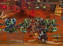 Game thủ Thần Chiến thức trắng đêm diệt boss