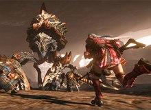 Game săn quái vật Monster Hunter Online sắp thử nghiệm lần 2