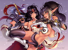 Những kiểu mẫu nhân vật phổ biến trong game và anime Nhật Bản