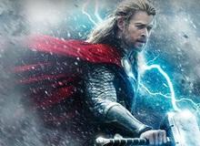 Hình ảnh hậu trường của bom tấn Thor: The Dark World
