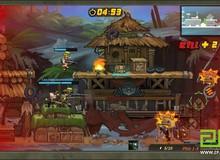 VGG phát hành Webgame bắn súng Rambo Lùn tại Việt Nam