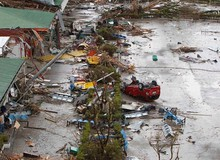 So sánh siêu bão Haiyan với thảm họa chấn động năm 2004