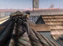 Attack on Titan hé lộ cơ chế chiến đấu