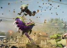 PvZ: Garden Warfare công bố ngày phát hành