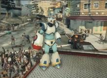 Vào vai Mega Man X trong Dead Rising 3