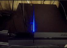 Người mua tức giận vì lỗi đèn xanh của PS4