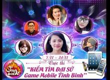Tỏa sáng cùng cuộc thi: Tìm kiếm đại sứ gMO Tinh Binh