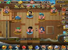 Tháp Phòng Hải tặc Vương sắp chính thức ra mắt game thủ Việt