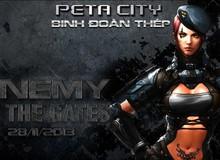 Peta City tặng 300 Vipcode nhân dịp closed beta