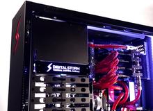 Large Pixel Collider - Quái vật PC với 4 card GTX Titan