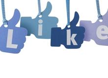 """Facebook lần đầu tiên thiết kế lại nút """"Like"""""""