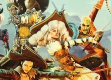 Pirates: Treasure Hunters - MOBA mới mang đề tài cướp biển