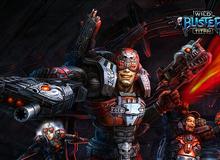 Diablo không gian: Wild Buster chuẩn bị mở cửa