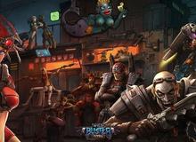 Top game online dành cho người thích máy móc và vũ khí