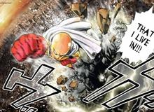 Manga Phồng Tôm One-Punch Man đạt mốc xuất bản khủng