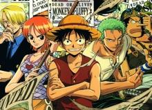 """One Piece lại """"đập vỡ"""" kỉ lục xuất bản truyện tranh"""
