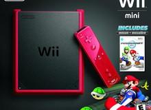 Máy chơi game hấp dẫn Wii Mini chỉ có giá 2 triệu đồng