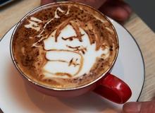 """Ngỡ ngàng khi """"uống nhầm"""" Luffy trong tách coffee"""