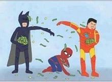 Chấm điểm vui về IronMan và BatMan