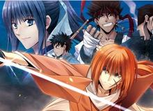 Chiêm ngưỡng cảnh võ thuật trong teaser phim Rurouni Kenshin