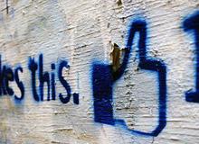 Người Châu Á bấm Like Facebook nhiều nhất thế giới