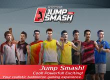 """Badminton: Jump Smash, game cầu lông """"siêu hay"""" trên di động"""