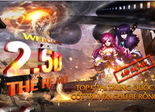 GameK gửi tặng 700 Gift Code Ỷ Thiên Long