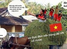 Ảnh chế hài hước về đội tuyển Việt Nam tại Sea Games