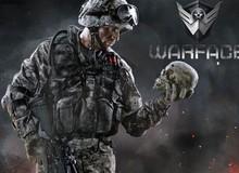 GameK gửi tặng 1000 VIP Code Warface