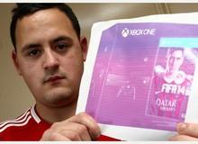 Chi cả đống tiền chỉ để mua... tấm ảnh in hình Xbox One