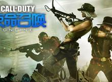 Call of Duty Online ra mắt chế độ bắn zombie