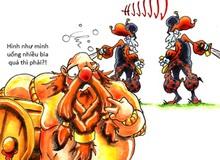 Truyện tranh vui Liên Minh Huyền Thoại (phần 7)