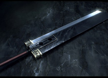 Đại kiếm Final Fantasy thực tế có sử dụng được?