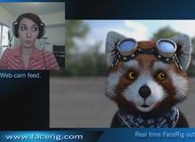 """Face Rig: """"Nhăn nhó"""" cùng nhân vật game"""
