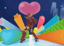 Iron Man biến hình kiểu... Thủy thủ Mặt Trăng