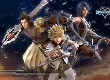 Kingdom Hearts HD 2.5 Remix tung trailer mới